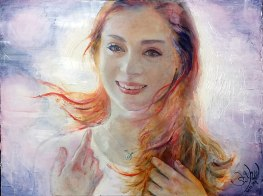 Christina- Milkyway Galaxy- Heart Nebular